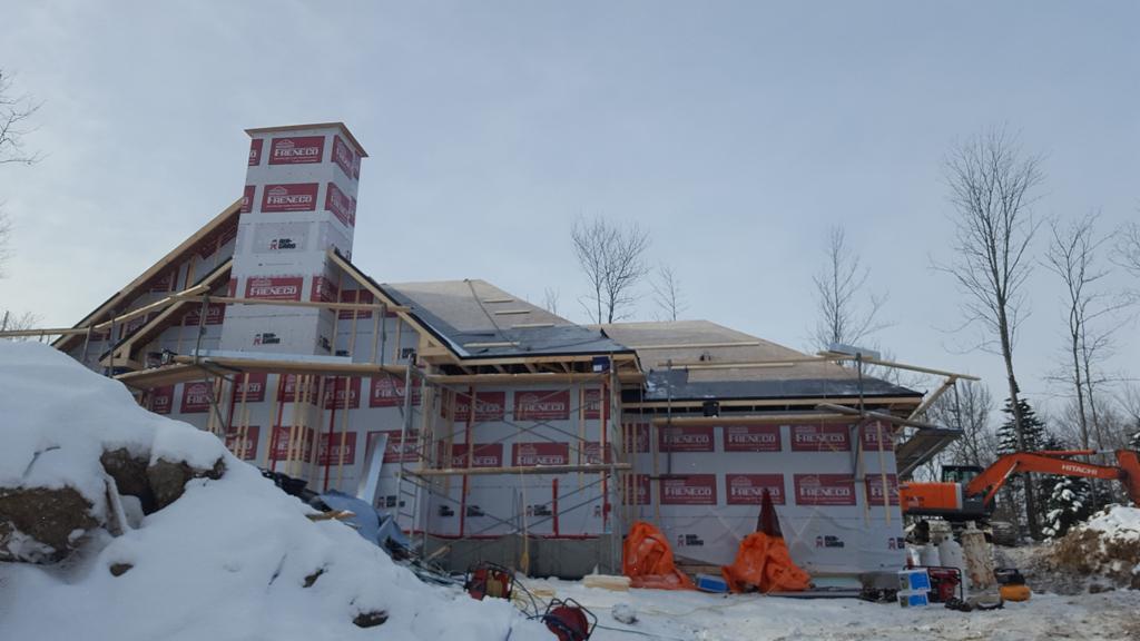 construction et r233paration de toitures 224 qu233bec pose